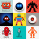 Robot Collection - GraphicRiver Item for Sale