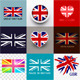 Flag Collection - GraphicRiver Item for Sale