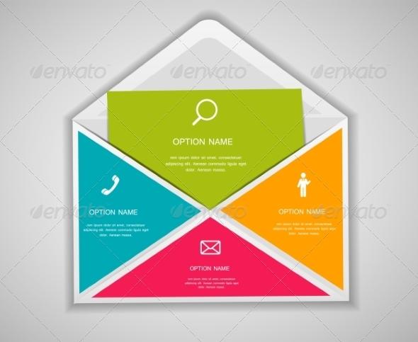 GraphicRiver Infographic Templates for Business 7687954