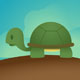 Strollin' Turtle - GraphicRiver Item for Sale