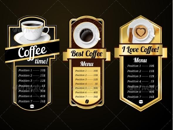 GraphicRiver Coffee Design Templates 7690525