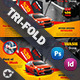 Car Wash Tri-Fold Templates - GraphicRiver Item for Sale