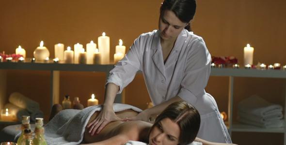 VideoHive Back Massage 7691794