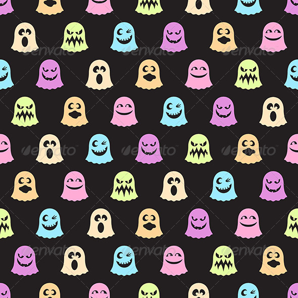 GraphicRiver Ghosts 7693068