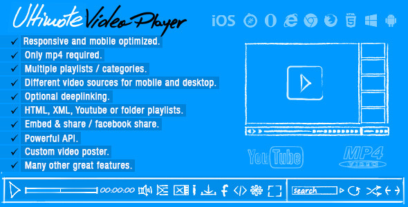 Ultimate Video Player WordPress Plugin - 29