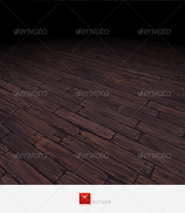 Wood Texture Tile 06 - 3DOcean Item for Sale