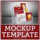 Business Card Mockup on Transluscent Plastic Tablet - GraphicRiver Item for Sale