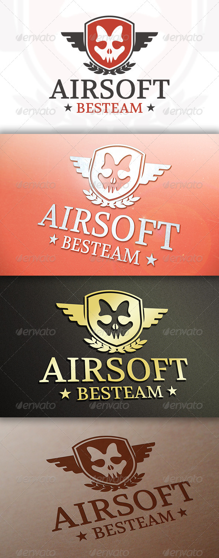 Military Team Logo