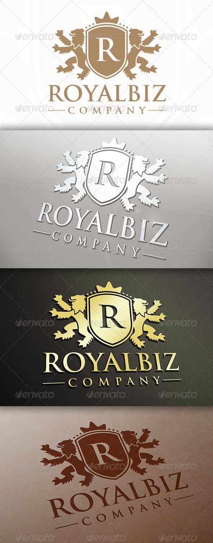 GraphicRiver Royal Brand Logo 7696259