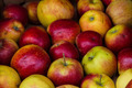 Apples in a market stall - PhotoDune Item for Sale