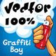 Boy Graffiti - GraphicRiver Item for Sale