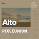 Alto - ThemeForest Item for Sale