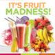 Fruit Juice Menu Flyer - GraphicRiver Item for Sale