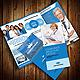 Doctor Medical Hospital Health Tri-Fold Brochure - GraphicRiver Item for Sale