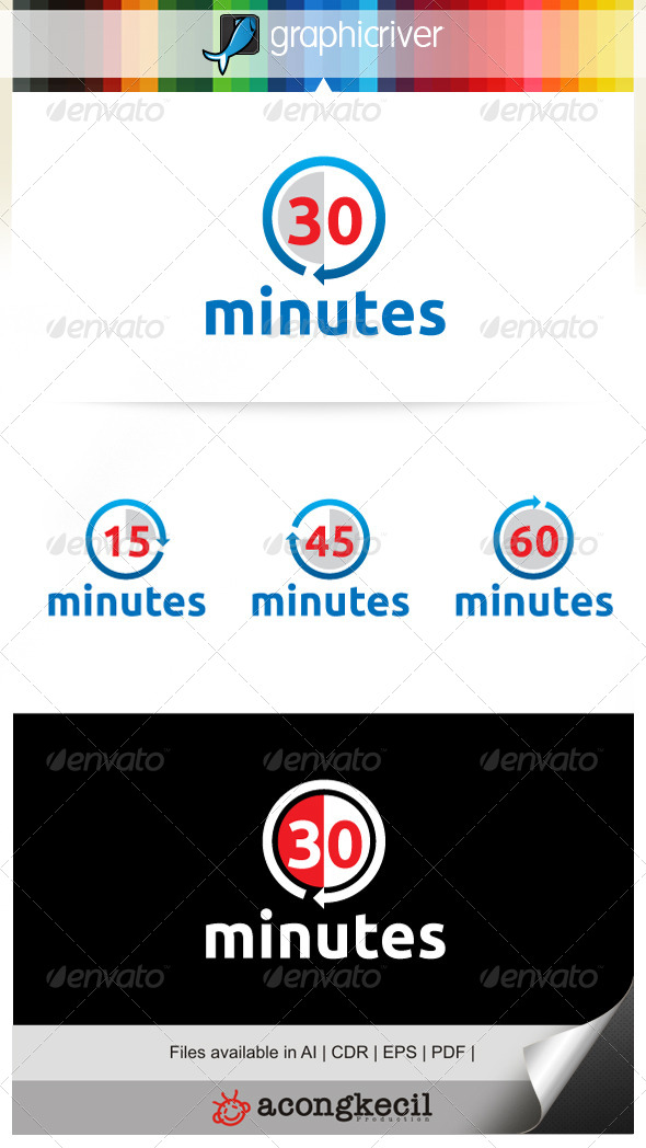 GraphicRiver 30 Minutes 7699357