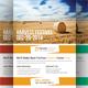 Harvest Festival Flyer Template - GraphicRiver Item for Sale