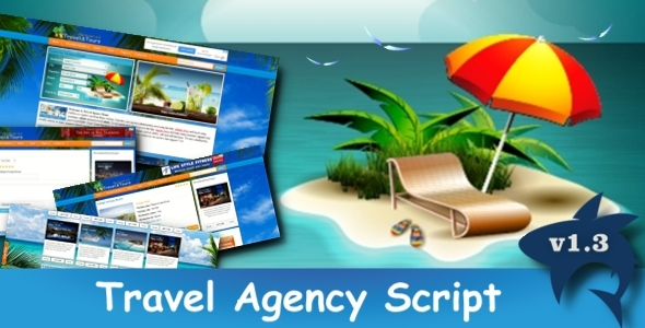 Travel And Tours Agency Script