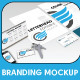 Modern Corporate Identity Mockup - GraphicRiver Item for Sale