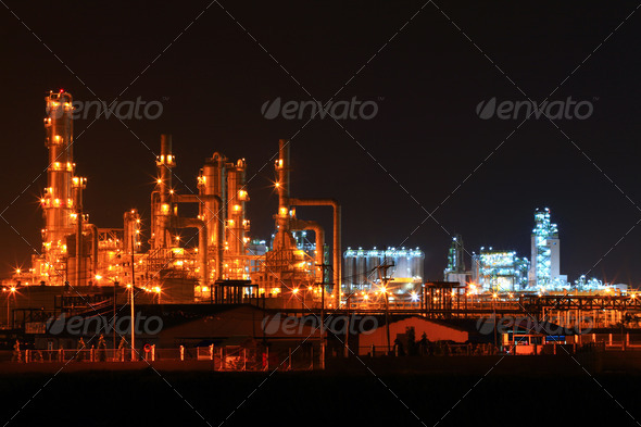 PhotoDune petrochemical oil refinery plant 787411