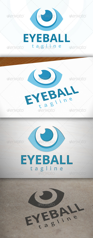 GraphicRiver Eye Logo 7701207