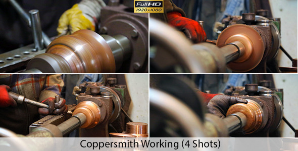 Coppersmith Working