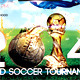 Soccer Tournament-Front & Back - GraphicRiver Item for Sale
