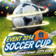 Soccer All Events Flyer - also Brazil - GraphicRiver Item for Sale