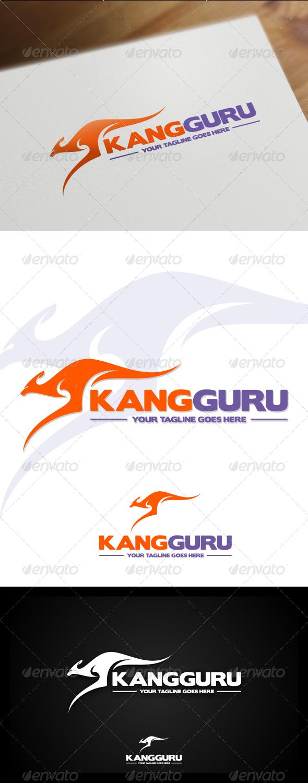 GraphicRiver Kangguru Logo Template 7701438