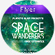 Space Wanderers - Flyer - GraphicRiver Item for Sale