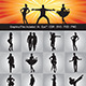 People Silhouettes - GraphicRiver Item for Sale