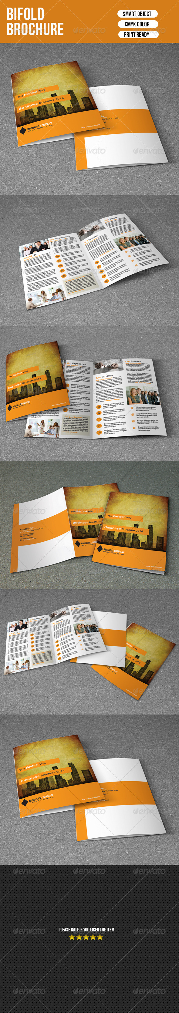 GraphicRiver Corporate Brochure 7703022