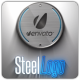 Steel Logo - VideoHive Item for Sale