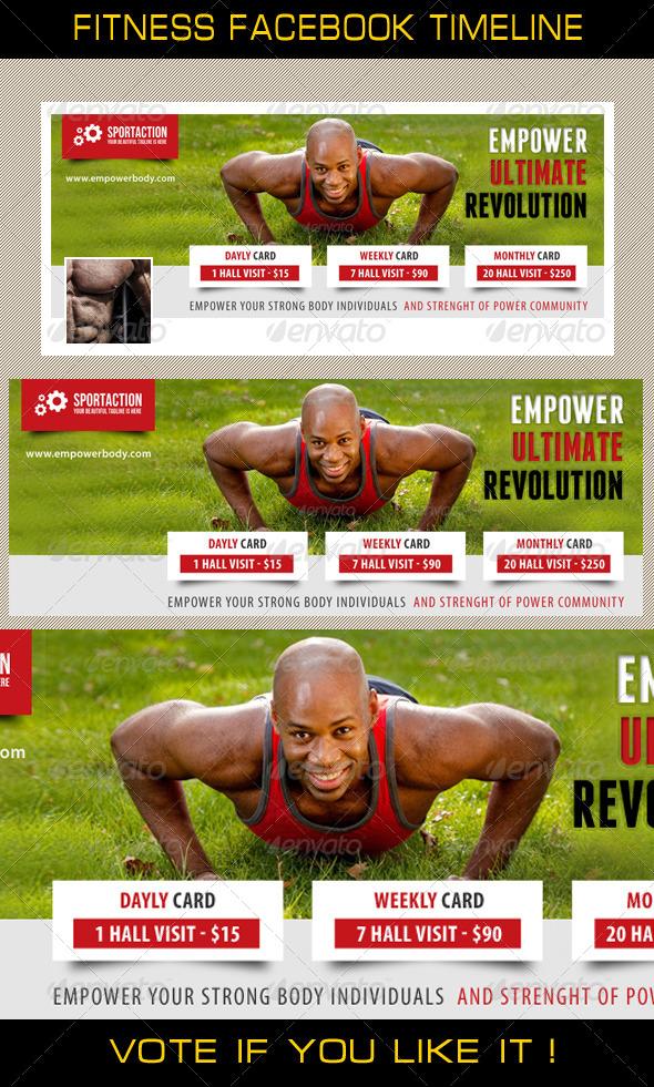 Fitness Facebook Timeline 04