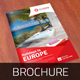 Holiday Travel Agency Bifold and Trifold Brochure - GraphicRiver Item for Sale