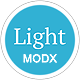 Light - Business MODX landing page