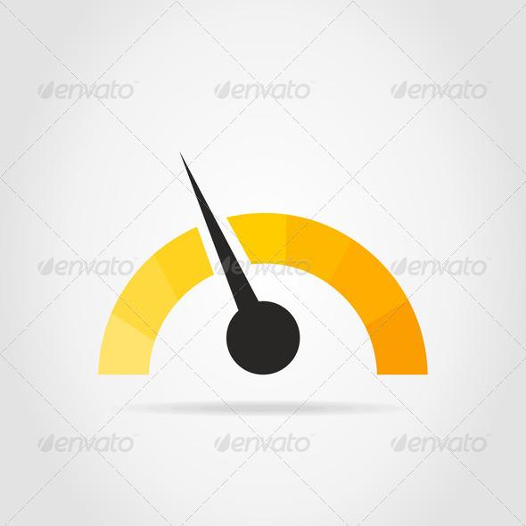 Speedometer - Stock Photo - Images