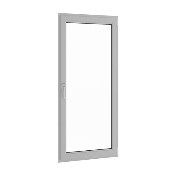 Metal Window 910mm x 1800mm - 3DOcean Item for Sale