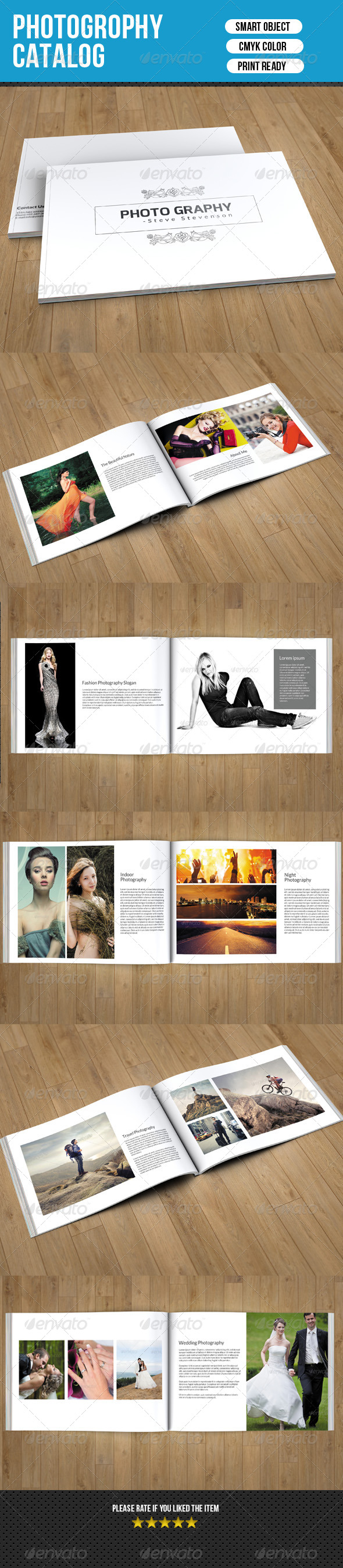 Catalog Template-Photography