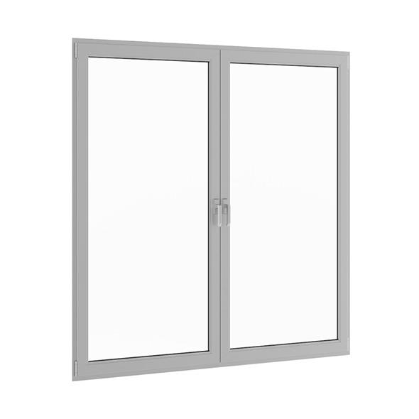 3DOcean Metal Window 2214mm x 2100mm 7705053