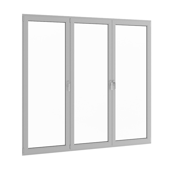 3DOcean Metal Window 2824mm x 2360mm 7705126