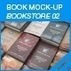 MyBook Mock-up - Bookstore Edition 02 - GraphicRiver Item for Sale