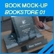 MyBook Mock-up - Bookstore Edition 01 - GraphicRiver Item for Sale