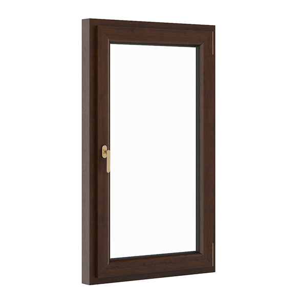 Wooden Window 900mm x 1500mm - 3DOcean Item for Sale