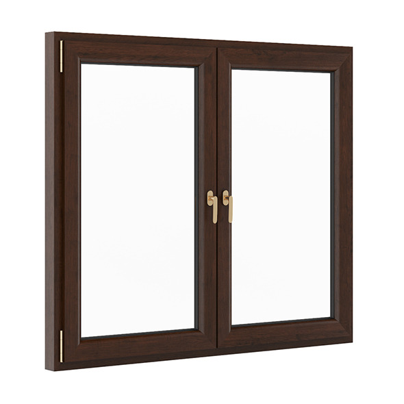 Wooden Window 1730mm x 1500mm - 3DOcean Item for Sale
