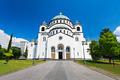Saint Sava Cathedral - PhotoDune Item for Sale