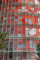Torre Agbar. Barcelona landmark, Spain. - PhotoDune Item for Sale