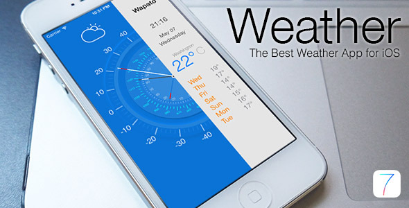 CodeCanyon Weather with Multiple Ad Networks 7707751