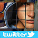 Square Twitter Profile Cover - GraphicRiver Item for Sale
