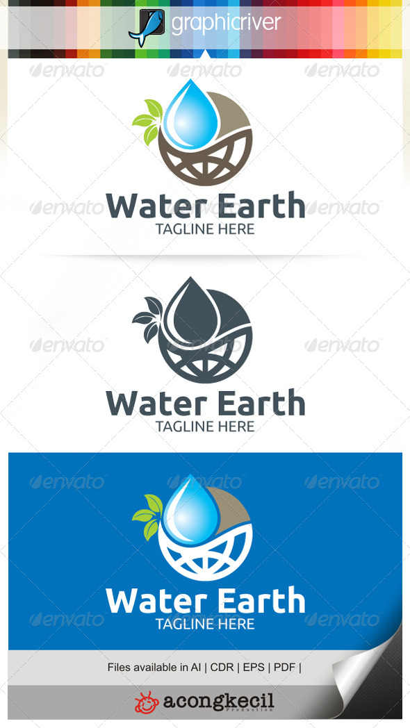 GraphicRiver Water Earth 7708768