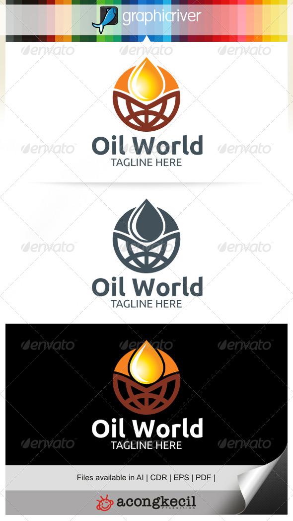 GraphicRiver Oil World 7708865